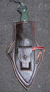 Shark Skin Knife Sheath